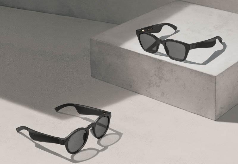 Bose ผลิตแว่นกันแดดฟังเพลงได้ ใช้ชื่อว่า Frames