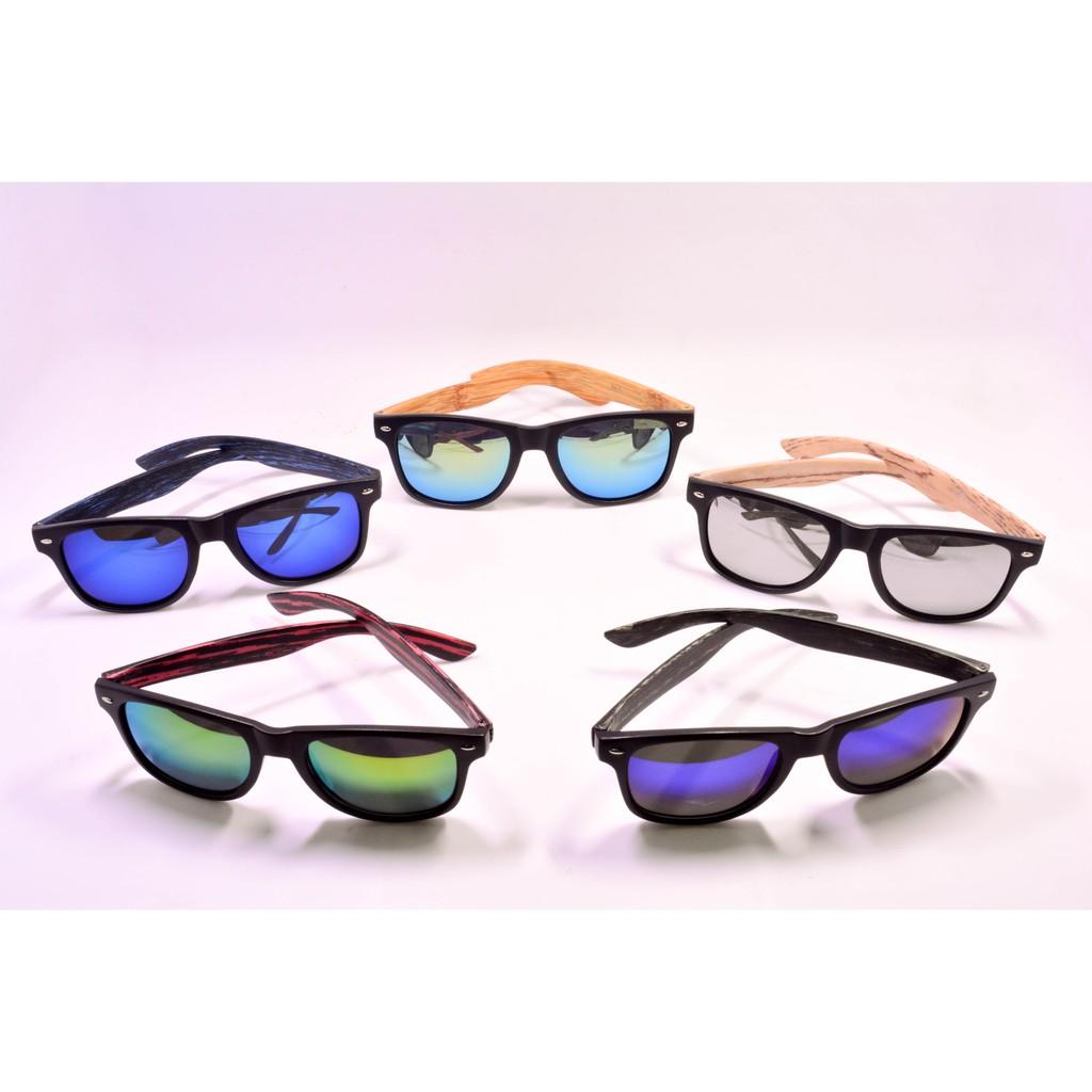 แว่นกันแดด แว่นตากรองแสง แว่นกรองแสง แว่นถนอมสายตา กรอบแว่นตา แฟชั่น รุ่น M00029 (สีเรียงตามภาพ)