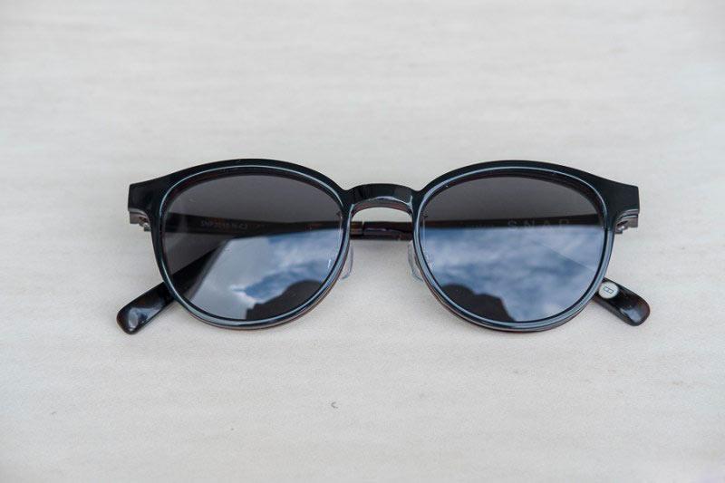 แว่นตา OWNDAYS SNAP รีวิวแว่นสายตาพร้อม Snap Lens กันแดด เท่ๆ [CR]