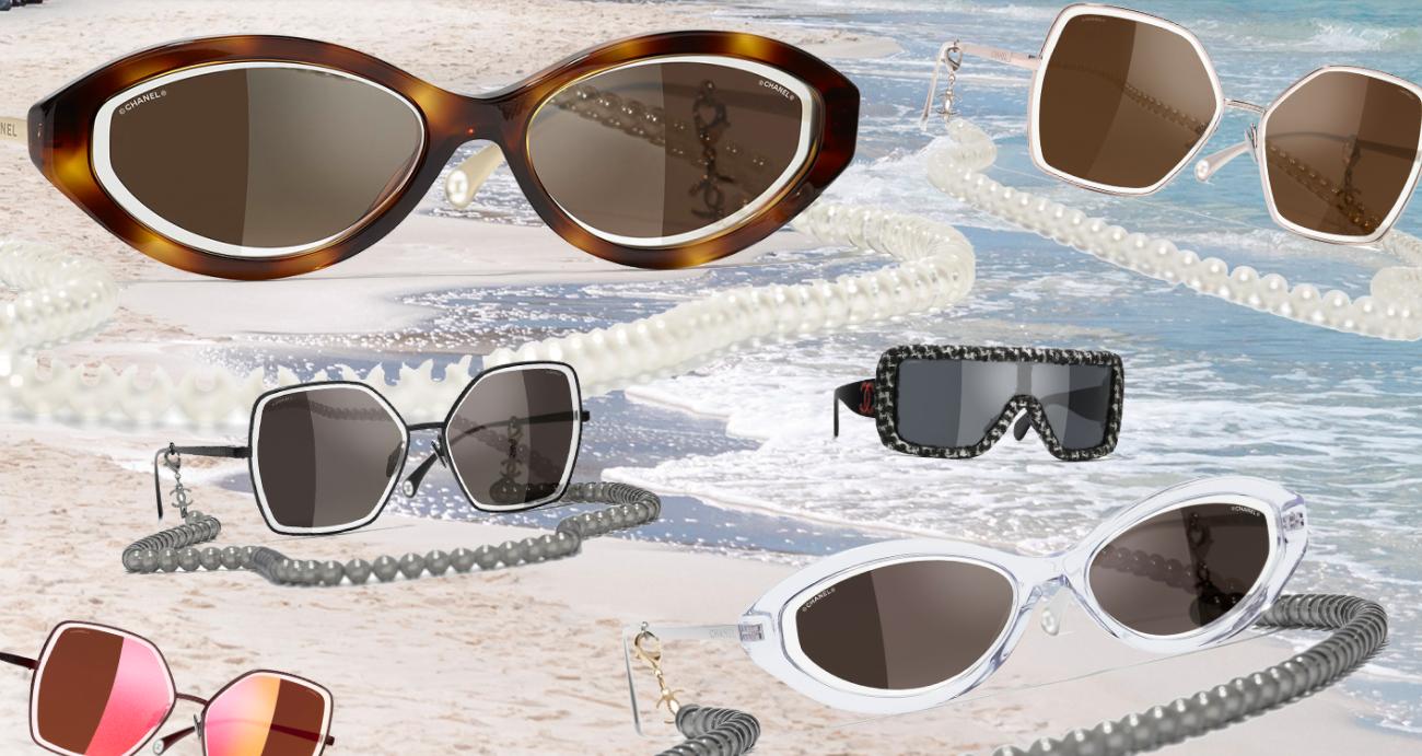 แว่นกันแดดคอลเล็กชั่นใหม่จาก Chanel SPRING/SUMMER 2020