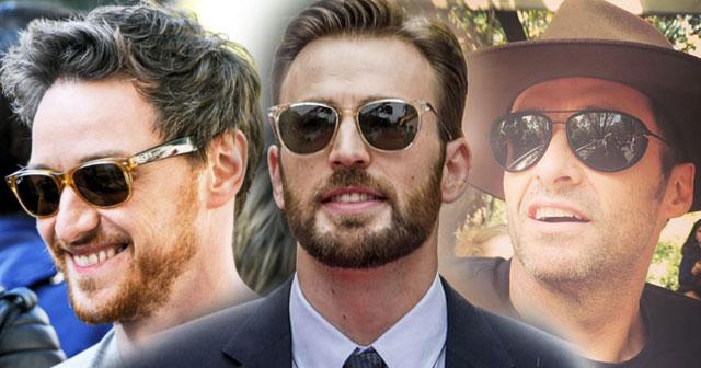 แอบส่องแฟชั่นแว่นกันแดดดาราชายต่างประเทศ ใครใส่แบบไหนบ้างมาดูกัน